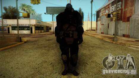 Super Soldier from Prototype 2 для GTA San Andreas