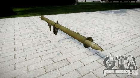 M9A1 Bazooka для GTA 4