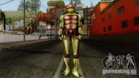 Рафаэль (Черепашки Ниндзя) для GTA San Andreas