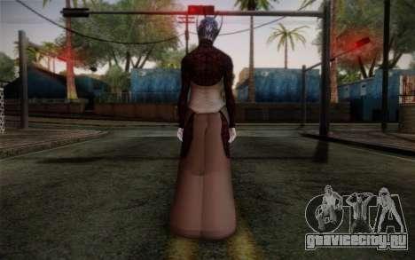 Benezia Beta Final from Mass Effect для GTA San Andreas второй скриншот