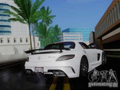 ENBSeries для слабых PC v4 для GTA San Andreas пятый скриншот