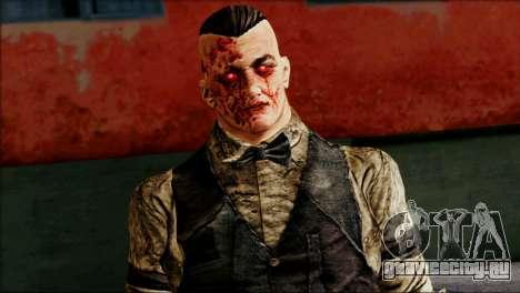 Outlast Skin 2 для GTA San Andreas третий скриншот
