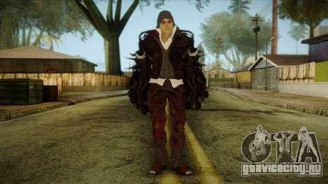 Alex Boss Hammerfist from Prototype 2 для GTA San Andreas