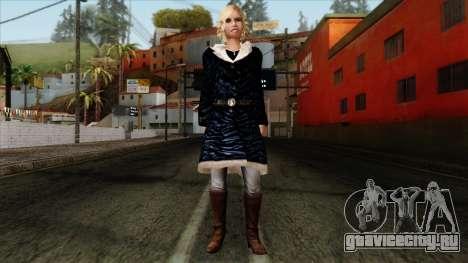 GTA 4 Skin 5 для GTA San Andreas