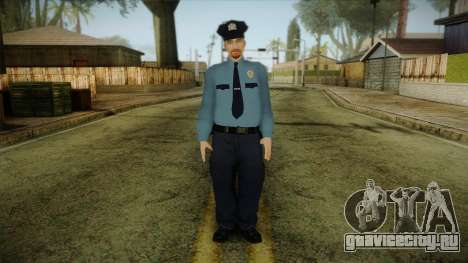 GTA 4 Emergency Ped 11 для GTA San Andreas
