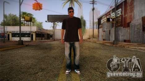 Gedimas Wmybar Skin HD для GTA San Andreas