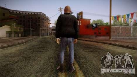 Gedimas Bjorn Skin HD для GTA San Andreas второй скриншот