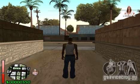 С-HUD Medic для GTA San Andreas