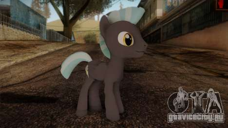 Thunderlane from My Little Pony для GTA San Andreas