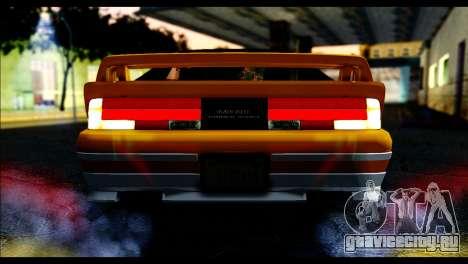 GTA 5 Ruiner Tuning для GTA San Andreas вид справа