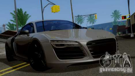 ENBSeries для слабых PC v4 для GTA San Andreas шестой скриншот