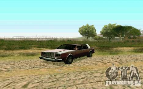 ENB для средних и слабых ПК для GTA San Andreas третий скриншот
