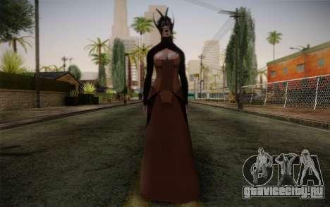 Benezia Beta Final from Mass Effect для GTA San Andreas