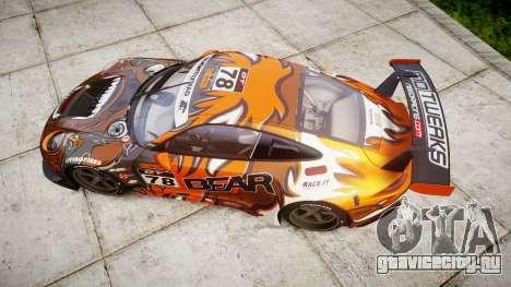 RUF RGT-8 GT3 [RIV] Bear для GTA 4