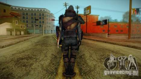 Blackwatch from Prototype 2 для GTA San Andreas второй скриншот