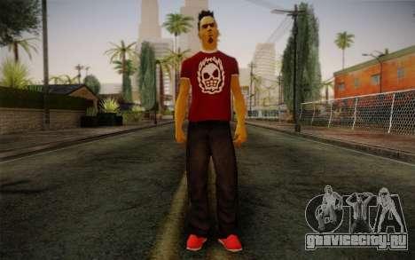 Ginos Ped 32 для GTA San Andreas