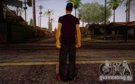 Ginos Ped 28 для GTA San Andreas второй скриншот