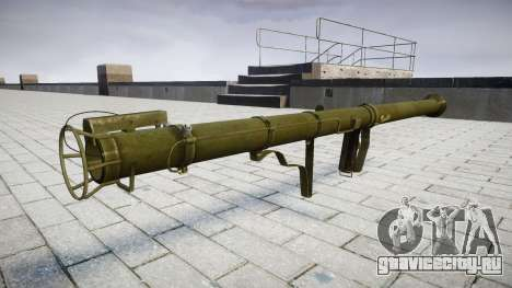 M9A1 Bazooka для GTA 4 второй скриншот