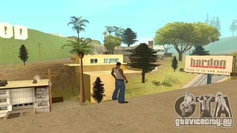 ColorMod v1.1 для GTA San Andreas