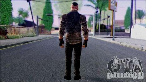 Outlast Skin 2 для GTA San Andreas второй скриншот