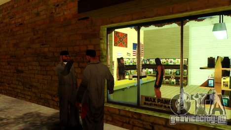 Оживление заправок Лос Сантоса для GTA San Andreas второй скриншот