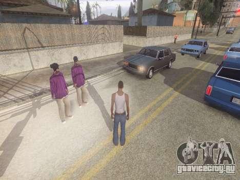 ENB_OG для слабых ПК для GTA San Andreas пятый скриншот