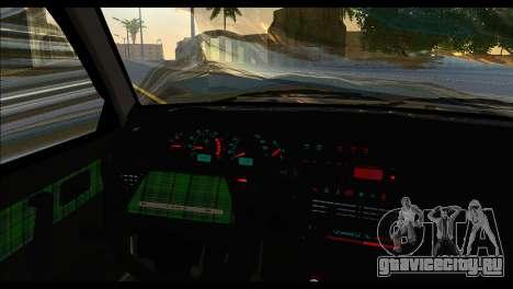 ВАЗ 2113 Stance Nation для GTA San Andreas вид сзади слева