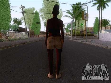 New Ballas Skin 3 для GTA San Andreas второй скриншот