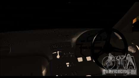 Nissan 180SX Monster Energy для GTA San Andreas вид сзади слева