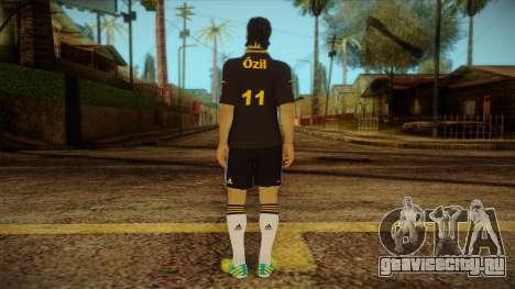 Footballer Skin 4 для GTA San Andreas второй скриншот