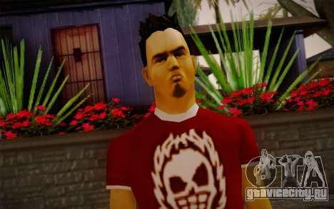 Ginos Ped 32 для GTA San Andreas третий скриншот