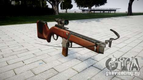 Арбалет для GTA 4