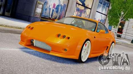 Toyota Supra VeilSide Fortune 03 v1.0 для GTA 4