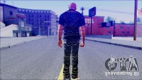Outlast Skin 3 для GTA San Andreas второй скриншот
