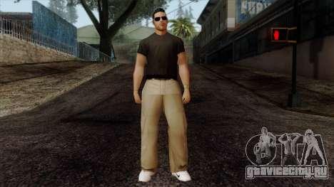LCN Skin 2 для GTA San Andreas