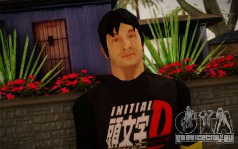 Ginos Ped 12 для GTA San Andreas третий скриншот