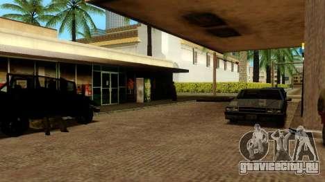 Оживление заправок Лос Сантоса для GTA San Andreas восьмой скриншот