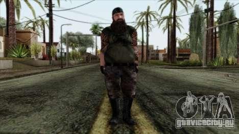 GTA 4 Skin 11 для GTA San Andreas