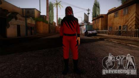 Kane Masked from  Smackdown Vs Raw для GTA San Andreas