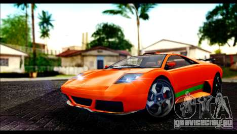 GTA 5 Pegassi Infernus [HQLM] для GTA San Andreas