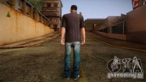 Gedimas Wmybar Skin HD для GTA San Andreas второй скриншот