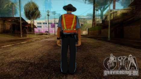 Missouri Highway Patrol Skin 1 для GTA San Andreas второй скриншот