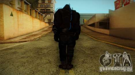 Super Soldier from Prototype 2 для GTA San Andreas второй скриншот