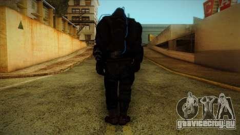 Super Soldier from Prototype 2 для GTA San Andreas второй скриншот