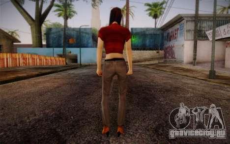Ginos Ped 27 для GTA San Andreas второй скриншот