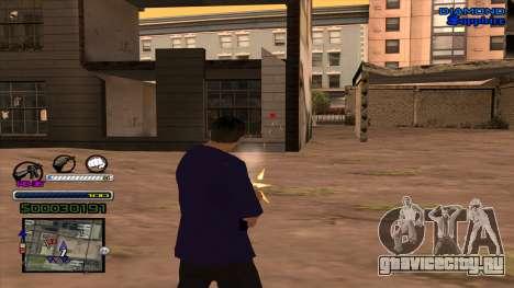 C-HUD Universal для GTA San Andreas третий скриншот