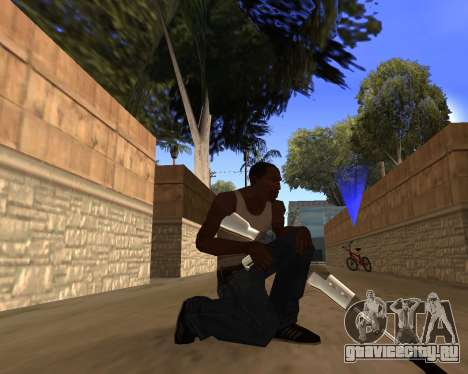 Clear weapon pack для GTA San Andreas четвёртый скриншот
