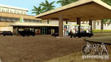Оживление заправок Лос Сантоса для GTA San Andreas десятый скриншот