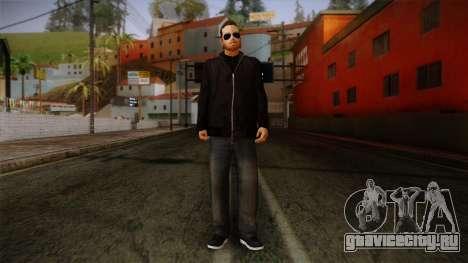 Gedimas Jeffm Skin HD для GTA San Andreas