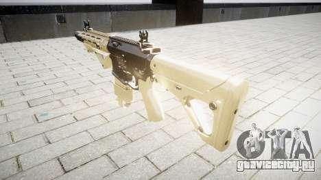 Винтовка AR-15 CQB для GTA 4 второй скриншот
